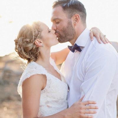 Wedding Beauty: Bohemian Braided Updo