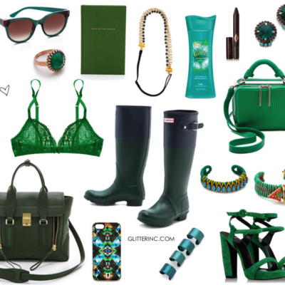 Love. Want. Need. All Things Emerald