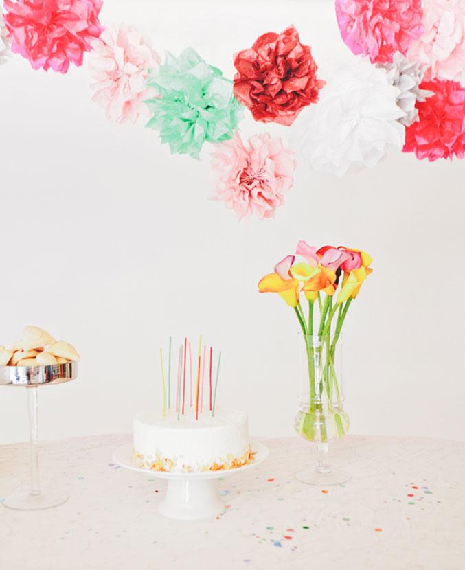 Diy Flower Garland: 10 Flower Garlands To Brighten Up Your Home