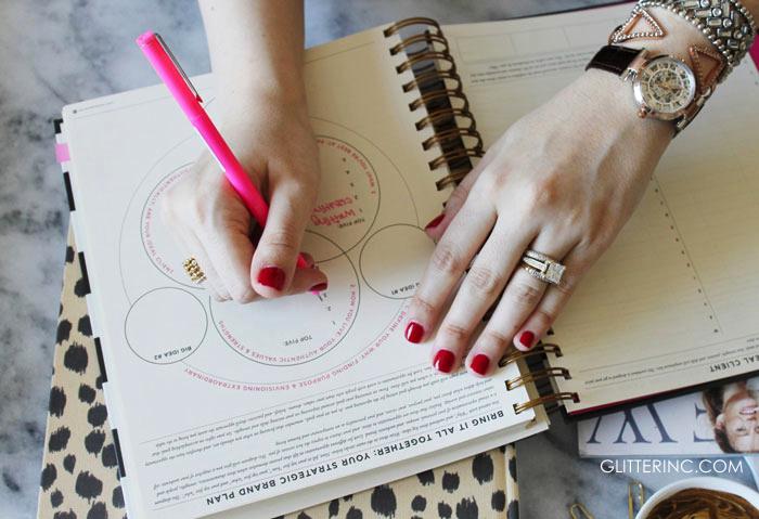 Kenneth-Cole-Watch-+-bracelets-+-planner---glitterinc.com