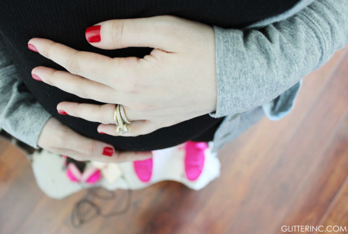 Lexi-Reebok-Skyscapes-Pink---pregnant-blogger---exercise---glitterinc.com