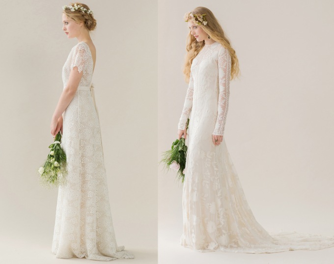 Rue de Seine 2014 'Young Love' Collection wedding dress - glitterinc.com