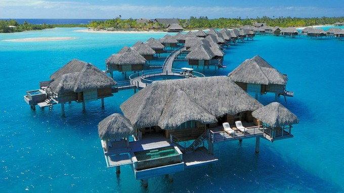 four seasons resort bora bora ocean