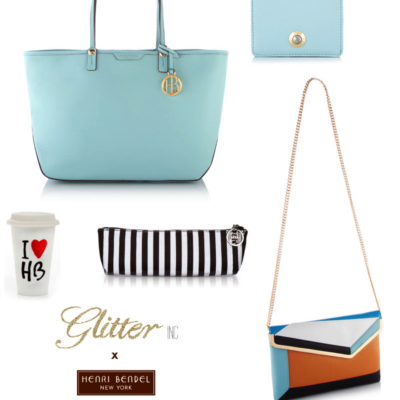 Glitter, Inc. x Henri Bendel {Event + Huge Giveaway}