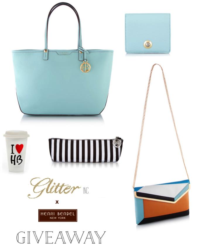 glitter inc. x henri bendel giveaway - glitterinc.com