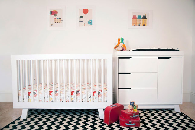 Babyletto-Hudson-Crib-Set-Nursery-via-RightStart