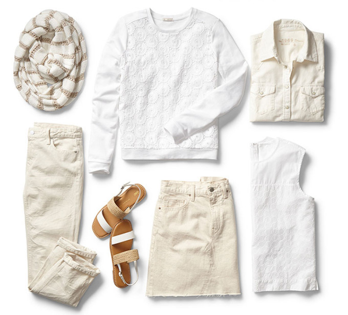 Gap-Summer-White