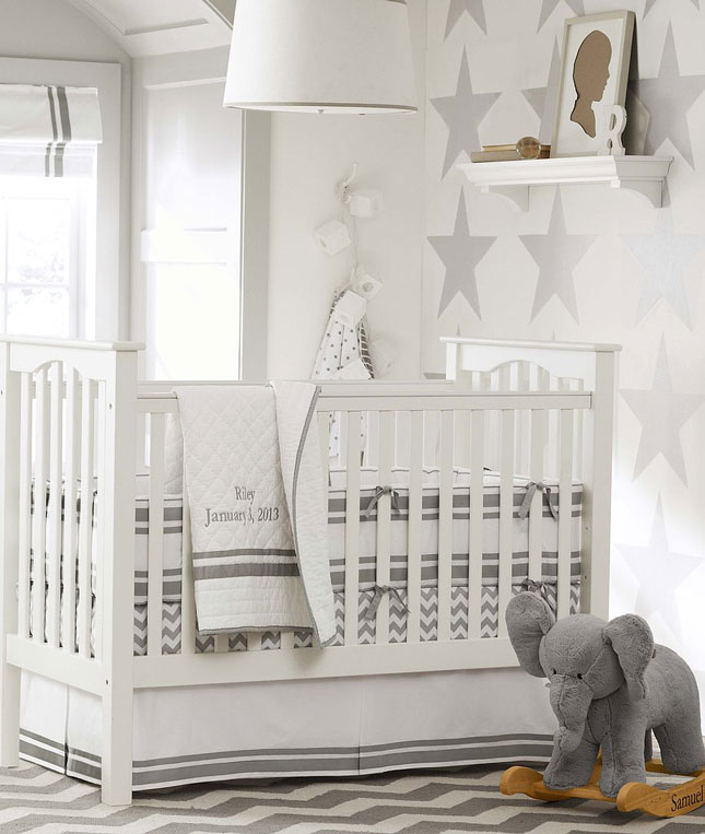 10 Sites To Shop For Your Modern Nursery Design Glitter