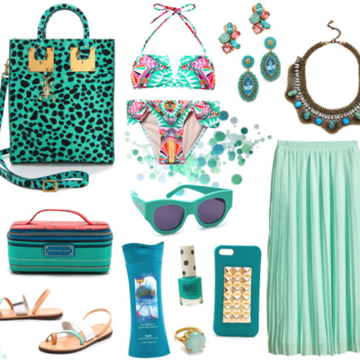 Love. Want. Need. All Things Aqua