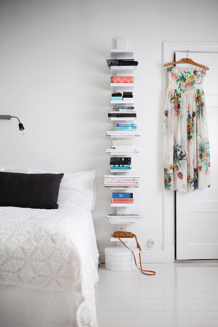 light bright Sweden home via Elle Decoration