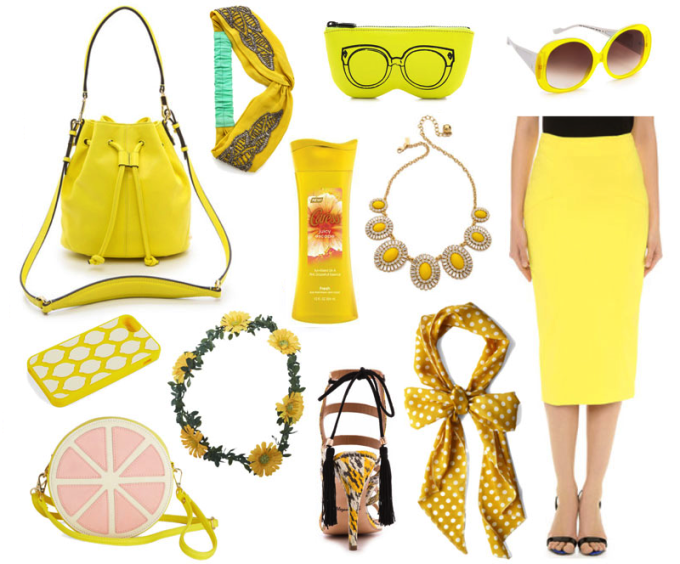 summer-color-trend---yellow---glitterinc.com