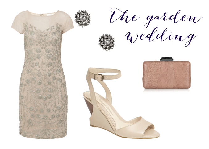 What To Wear A Garden Wedding