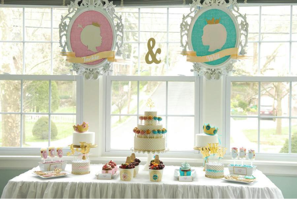 Jack And Jill Baby Shower Theme