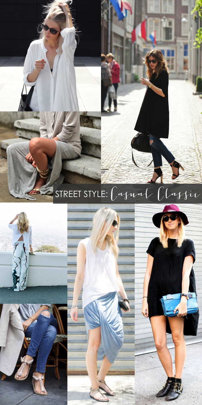 street style inspiration casual classic _ glitterinc.com