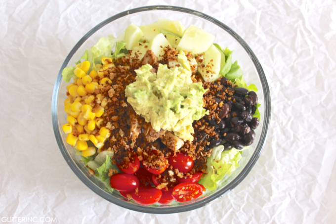 Ingredients-Southwest-Summer-Salad-With-Spicy-Chicken-+-Low-Fat-BBQ-Ranch-Greek-Yogurt-Dressing-RECIPE-2-glitterinc.com_-680x453