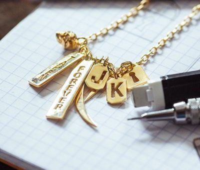 Jewelry Crushing: Personalized Charm Necklaces
