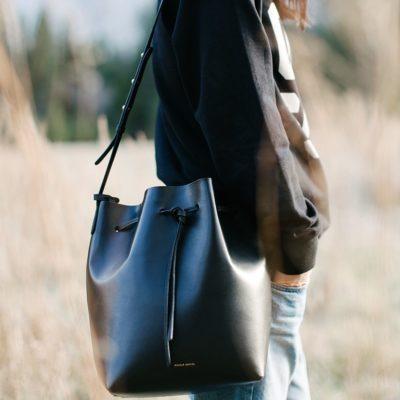 Get the Look for Less: Mansur Gavriel Bucket Bag