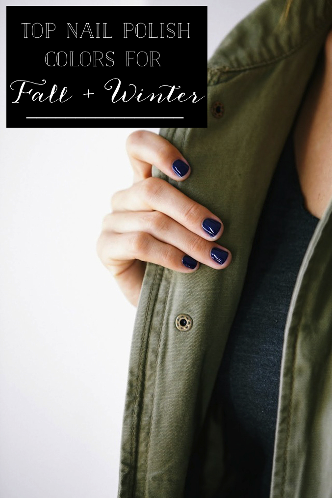 Best-Nail-Polish-Colors-For-Fall-and-Winter - glitterinc.com