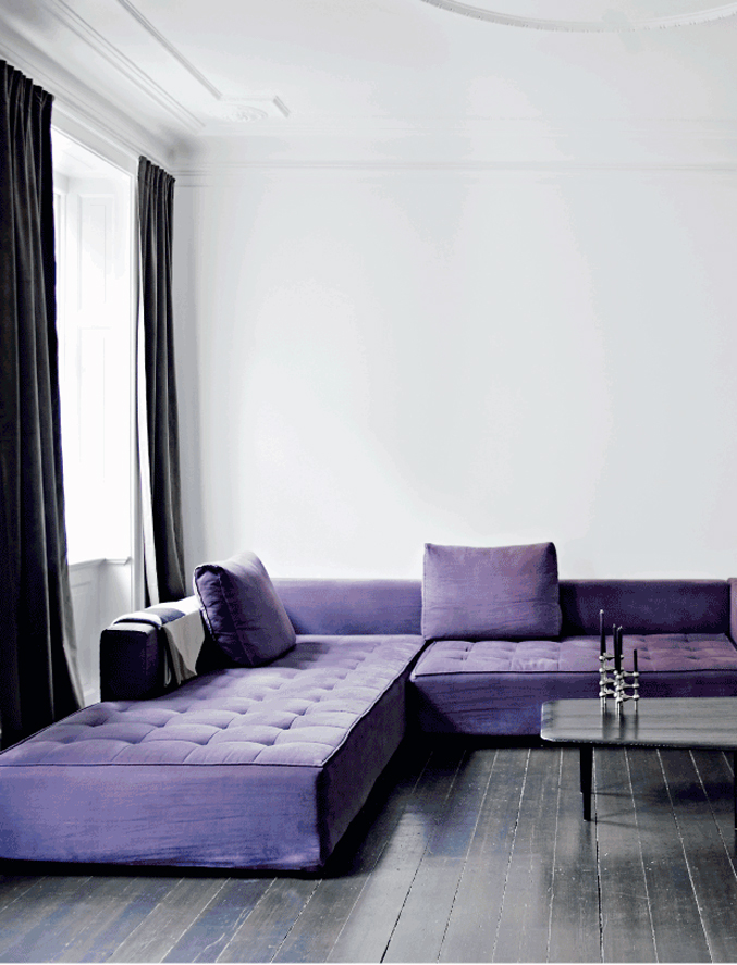 Danish-Home-Black-White---purple-sofa