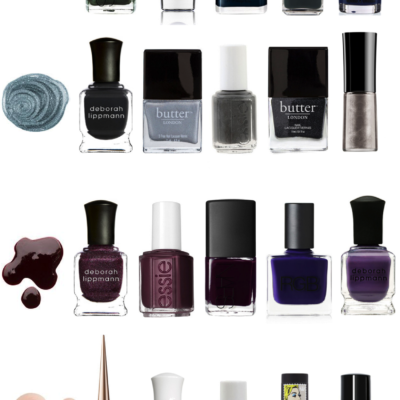 Nail Polish Colors for Fall