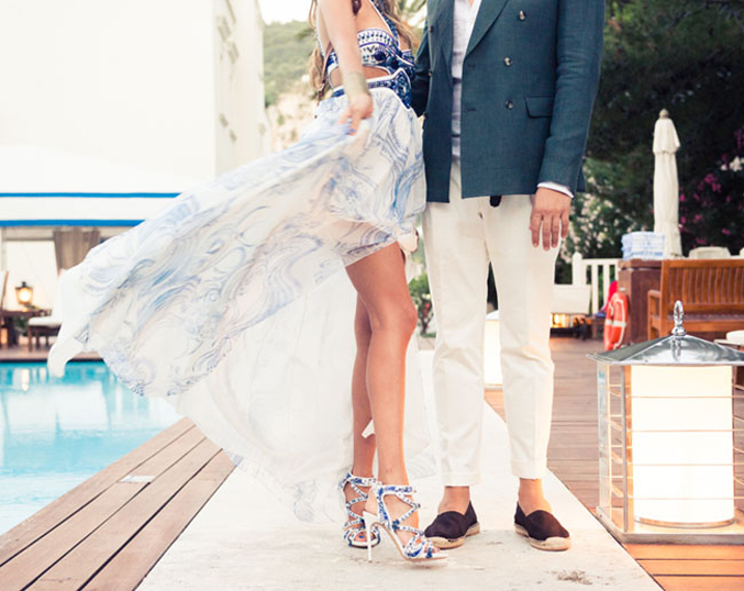 capri-wedding-blue-bride-dress