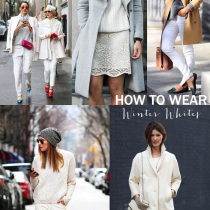 how to wear white after labor day - fall winter - glitterinc.com