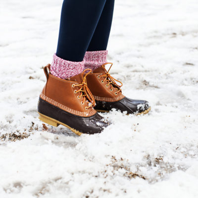 Classic Bean Boots (and Some Big Travel News)