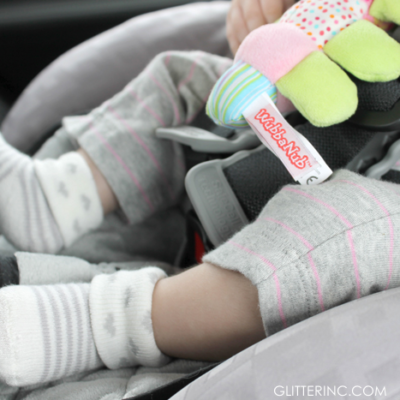 Choosing Our Baby's Car Seat: Britax Advocate