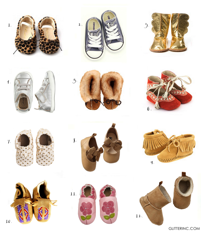 Where to Buy The Cutest Baby Shoes | Glitter, Inc.Glitter, Inc.