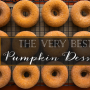 17 of the Best Fall-Worthy Pumpkin Desserts, like these Baked Pumpkin Donuts