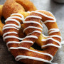 Cinnamon Sugar Pumpkin Soft Pretzels