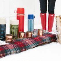 hot cocoa bar mocha boots