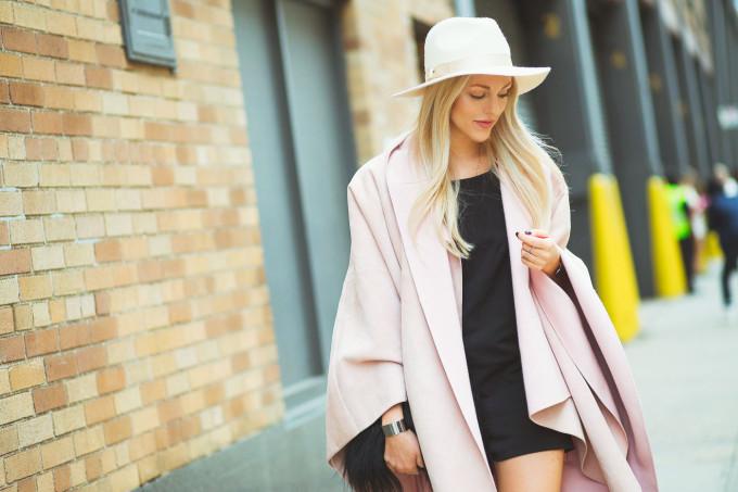 ralph lauren pink cape
