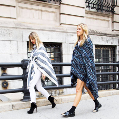 Shop the Trend: The Blanket Cape