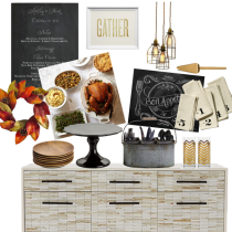 Thanksgiving-Table-Setting-Buffet-Dinner-Inspiration---glitterinc.com