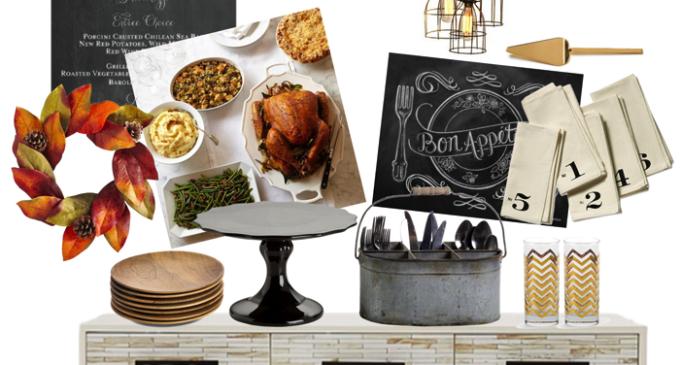 Thanksgiving-Table-Setting-Buffet-Dinner-Inspiration---glitterinc.com
