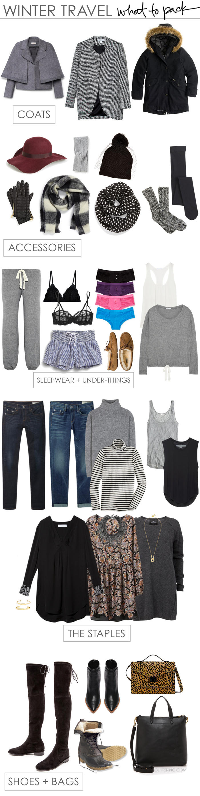 Winter-Travel-Packing-List-what-to-pack-with-ly.st---glitterinc.com