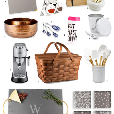 Gift Guide {The Foodie}