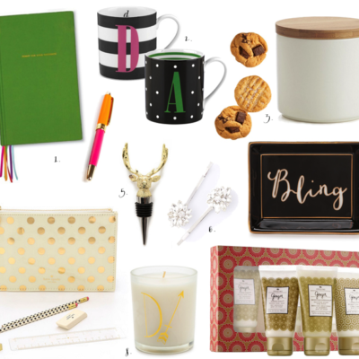 Gift Guide {Thank You Gifts Under $30}