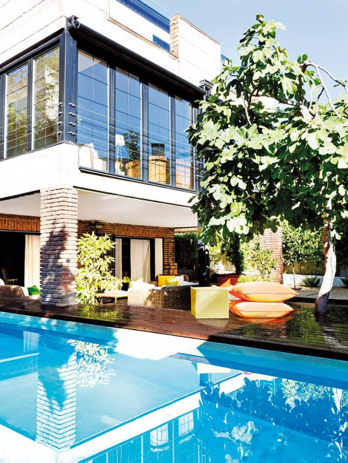 colorful-light-filled-madrid-home---patio-pool-backyard