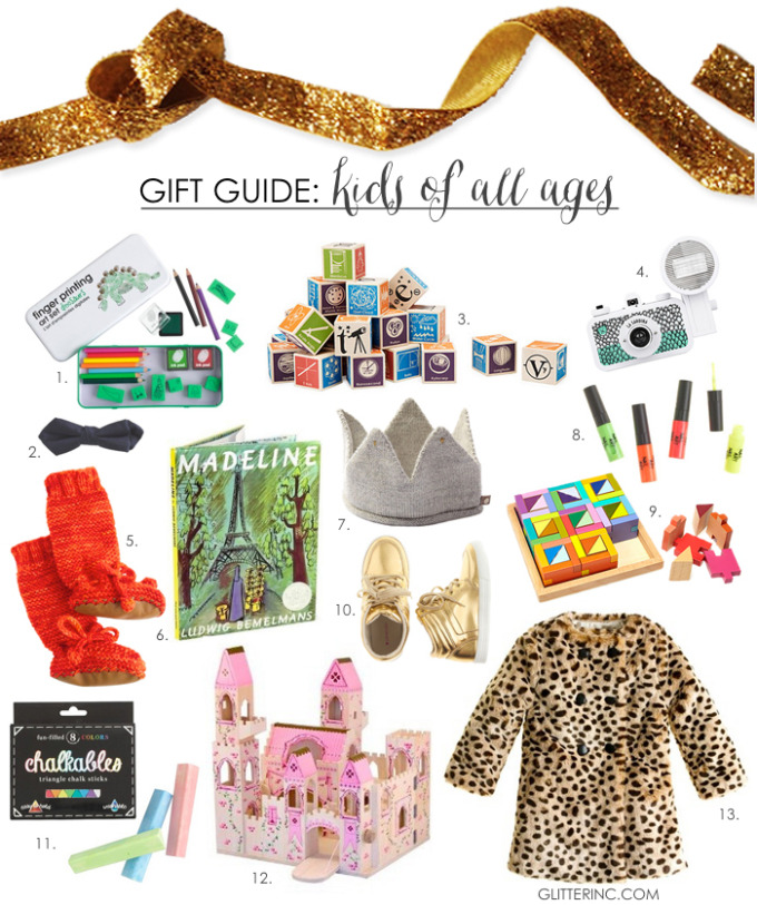 gift-guide-kids-of-all-ages-baby-kid-tween-holidays---glitterinc.com