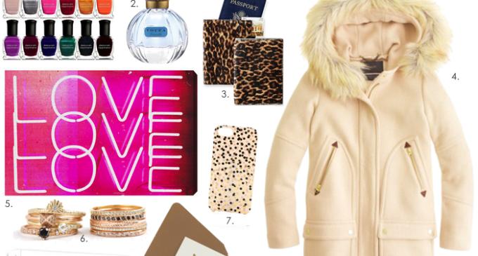 gift guide the trendsetter fashion for her - glitterinc.com