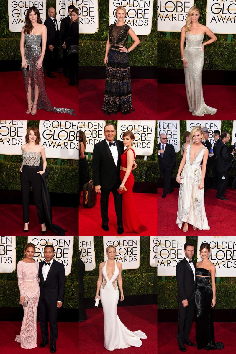 2015 Golden Globes Best Dressed - glitterinc.com