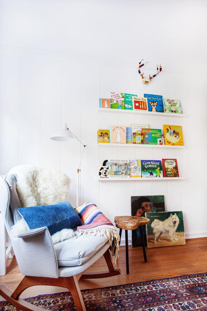 Amber Interiors Bohemain Rug Nursery Baby Domaine