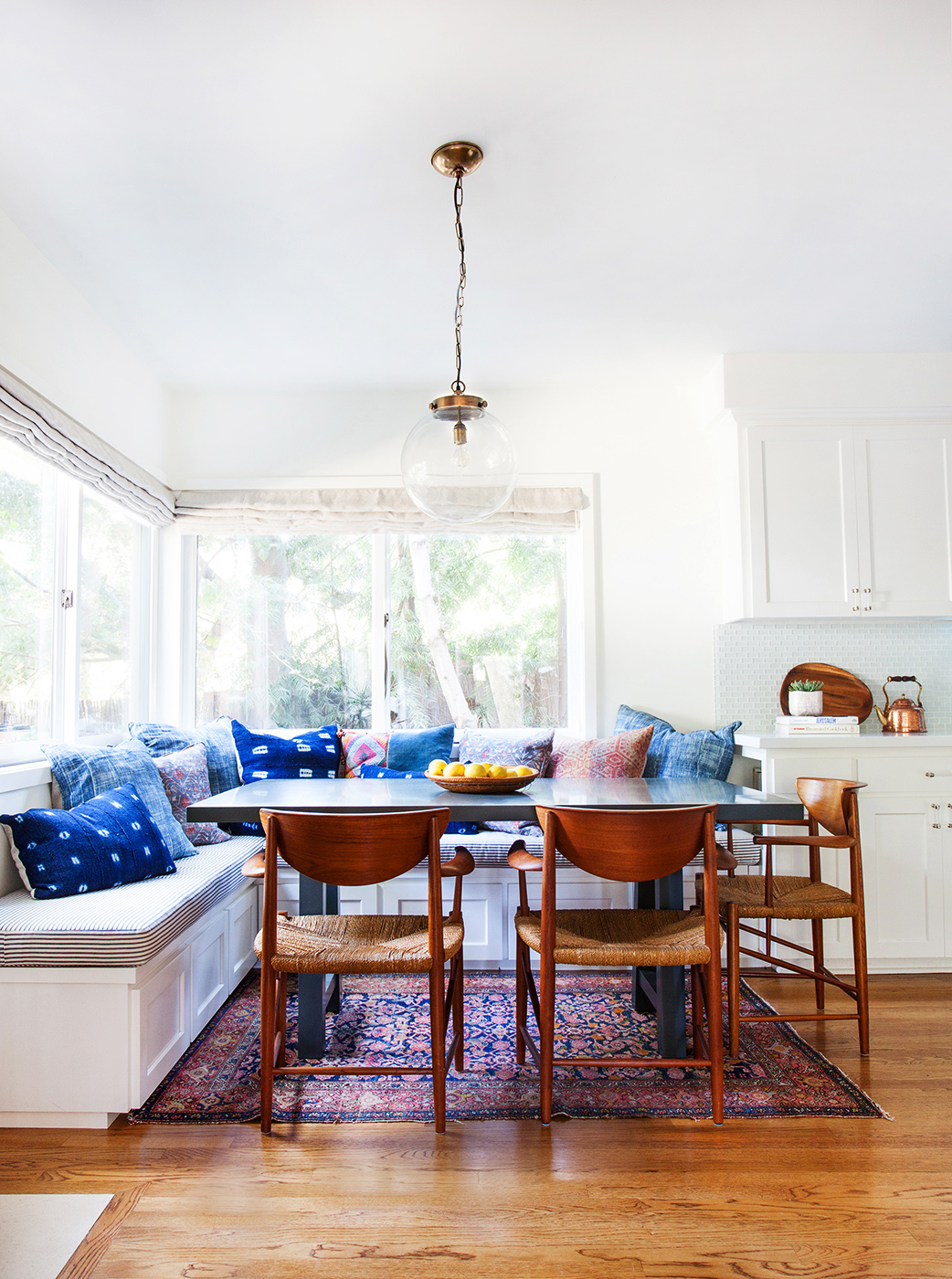 A New Family's Bohemian Eclectic California Home