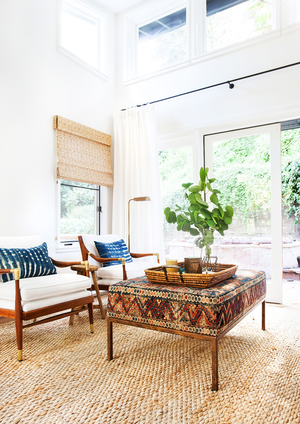 A New Family S Bohemian Eclectic California Home Glitter