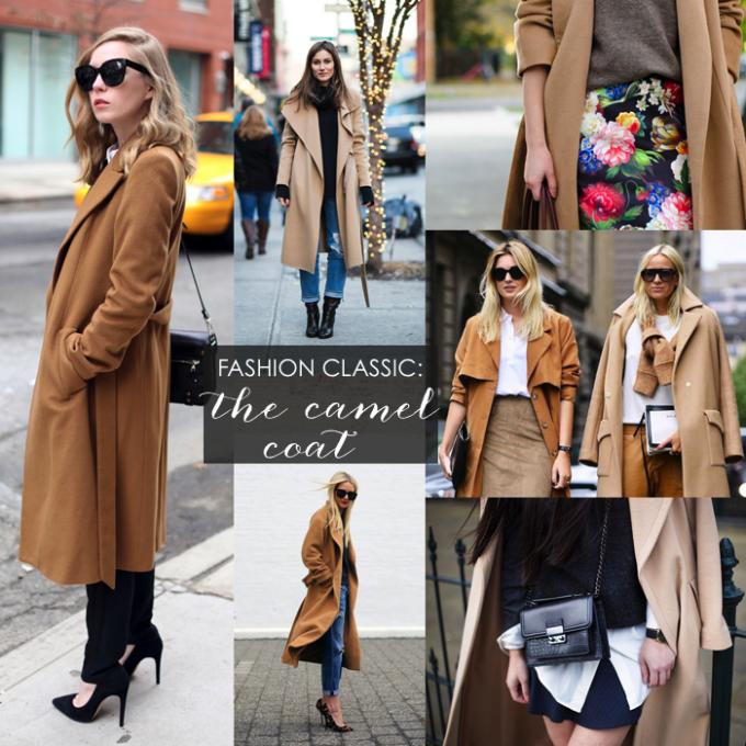 Fashion Classic - Camel Coat | glitterinc.com @glitterinclexi