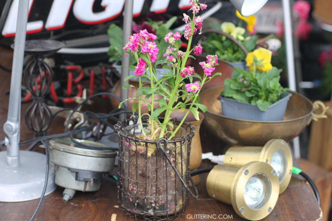 Rose-Bowl-Flea-Market---flowers---glitterinc.com