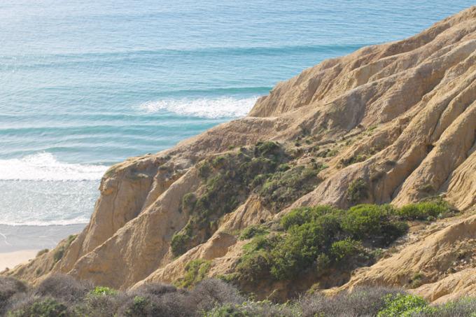 San-Diego-La-Jolla-Black-Beach-Coast---glitterinc.com