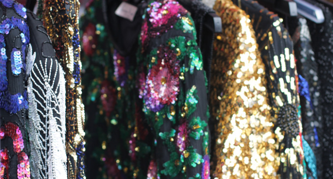 Sequins-Dresses-Rose-Bowl-Flea-Market-Fashion---glitterinc.com